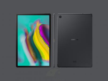 Samsung Galaxy Tab S5e copertina