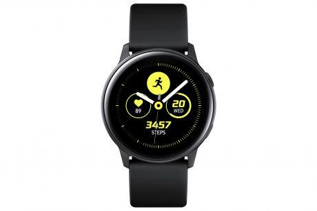 Samsung Galaxy Watch Active nero
