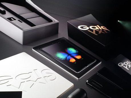Samsung Galaxy Fold ufficiale: è realtà il primo smartphone