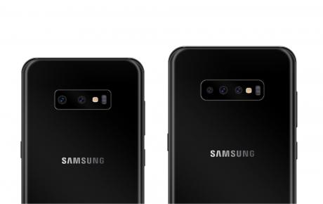 Samsung Galaxy S10 e Galaxy S10 Plus svelati completamente d