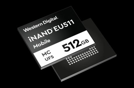 Western Digital lancia le memorie interne UFS 3.0 per la fas