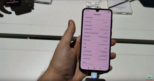 Xiaomi Mi 9 SE Global