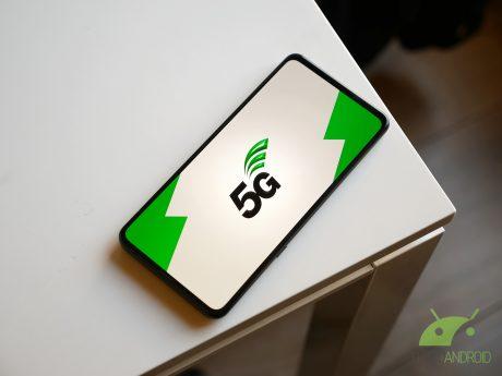 Connettivita 5g logo utilizzi specifiche