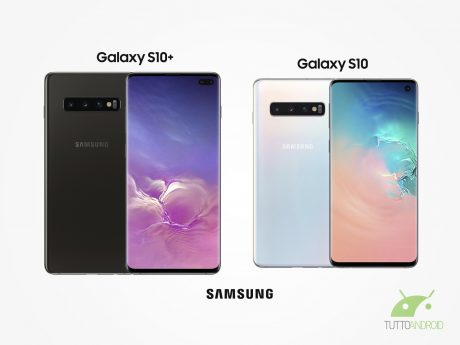 Samsung Galaxy S10e, Galaxy S10 e Galaxy S10+ ufficiali: i m