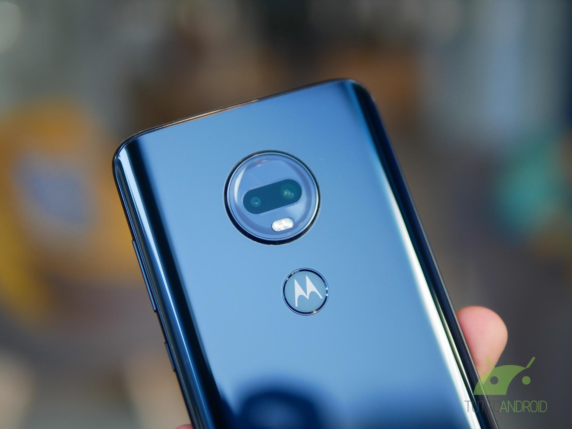 ee52501320b Motorola al lavoro sulla visione notturna per Motorola One Vision e Moto G7  Plus