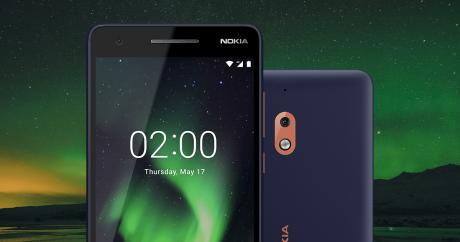 Nokia 2.1 riceve Android 9 Pie nonostante il solo GB di RAM: