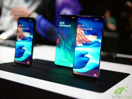 Samsung galaxy s10 10