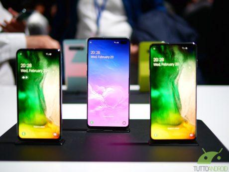 I nuovi Samsung Galaxy S10 non supportano i Seamless System
