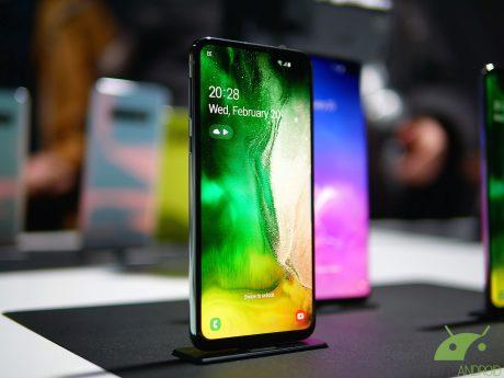 Samsung galaxy s10 5