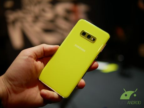 Non sottovalutate Samsung Galaxy S10e: vi diciamo perché nel