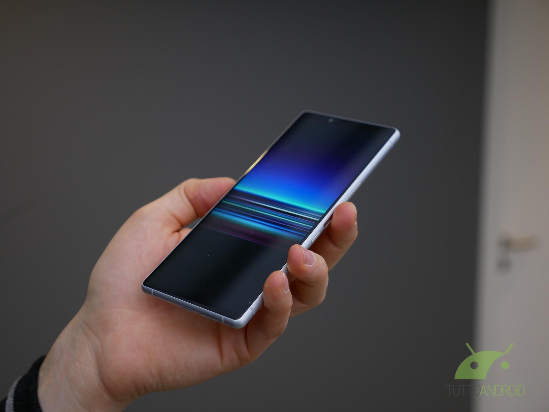 Sony Xperia 1 in pre-ordine su Amazon Italia a poco meno di 1000 euro