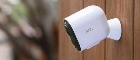 La videocamera di sicurezza wireless 4K di Arlo è in arrivo