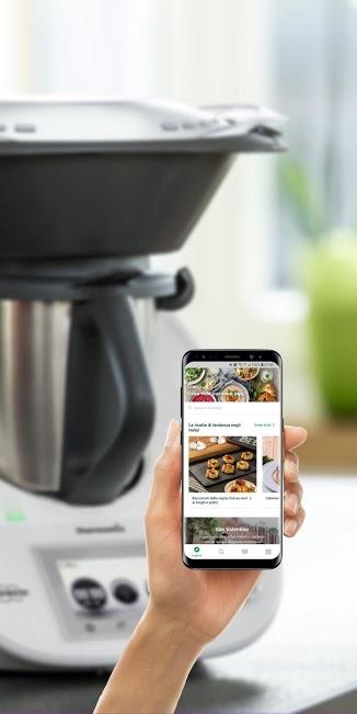 Cookidoo è l\'app ufficiale con migliaia di ricette per il ...