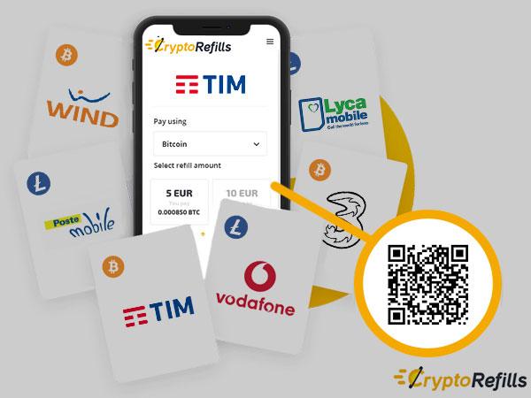credito telefonico per bitcoin)