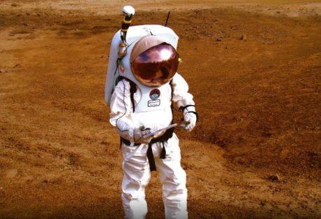 """Street View permette di esplorare """"Marte sulla Terra"""" con un"""