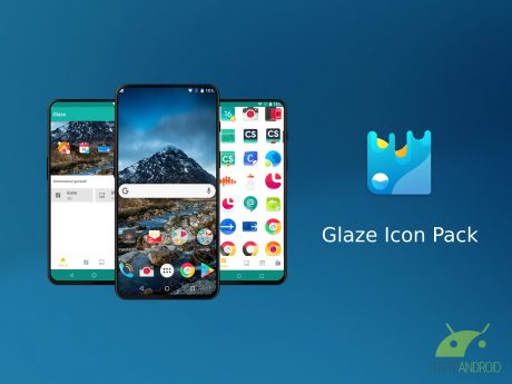 Glaze Icon Pack