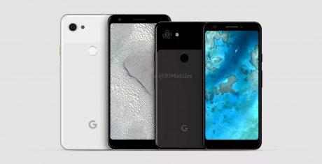 Google Pixel 3 XL Lite e 3 Lite