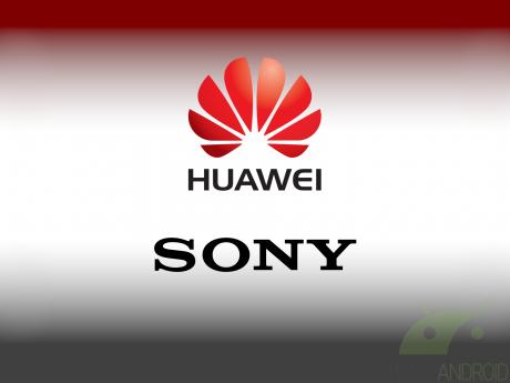 Huawei Sony logo