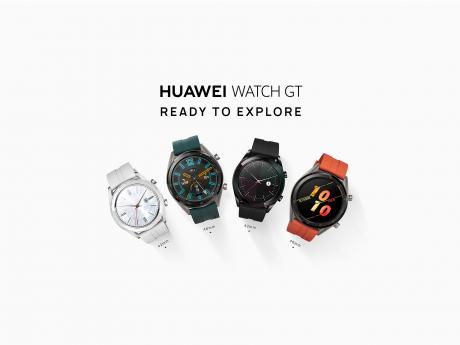 Huawei Watch GT Elegant Active cop