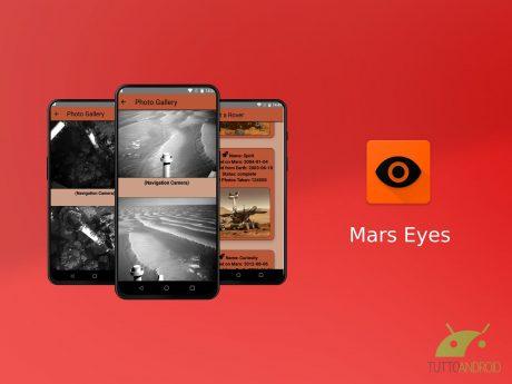 Mars Eyes