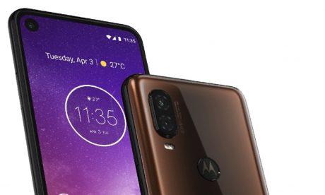 Motorola One Vision crop