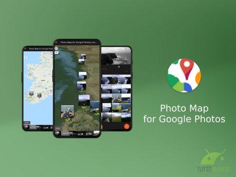 Photo Map for Google Photos