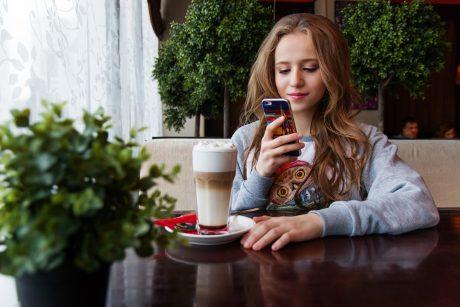 Problemi agli occhi smartphone