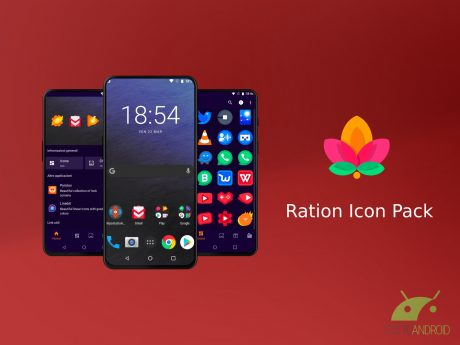 Ration Icon Pack propone centinaia di icone dal design creat