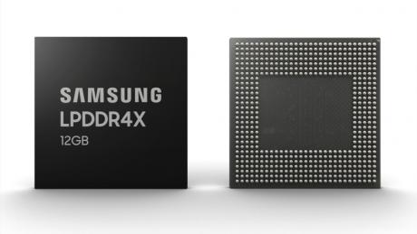 Samsung 12GB LPDDR4X main