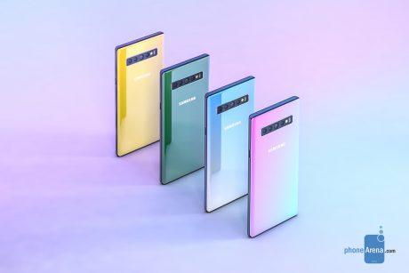 Samsung Galaxy Note 10 3D C