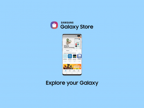Samsung Galaxy Store copertina