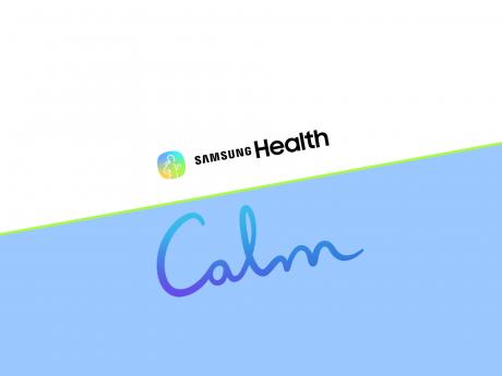 Samsung Health Calm