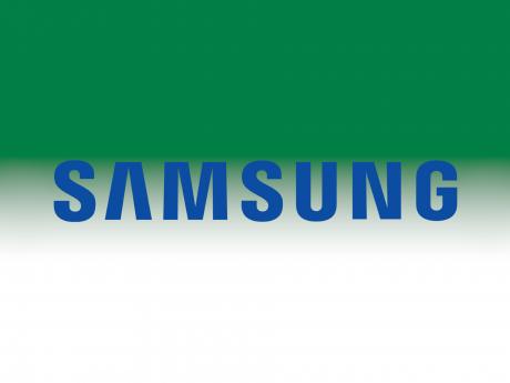 Samsung logo gradiente 3
