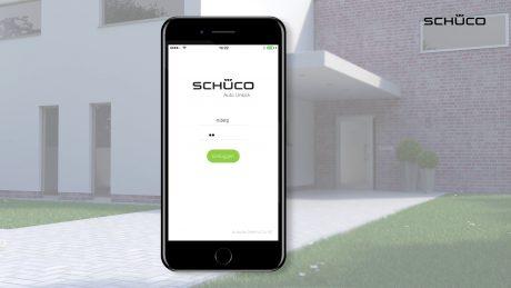 Schüco BlueCon App