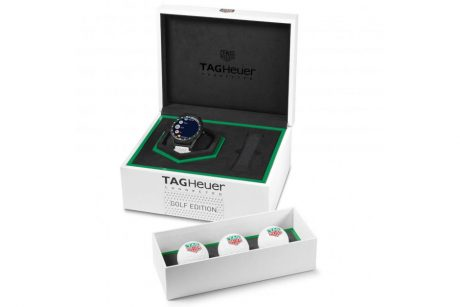 TAG Heuer Golf Edition