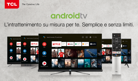 TCL Android TV min