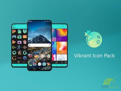 Vibrant Icon Pack
