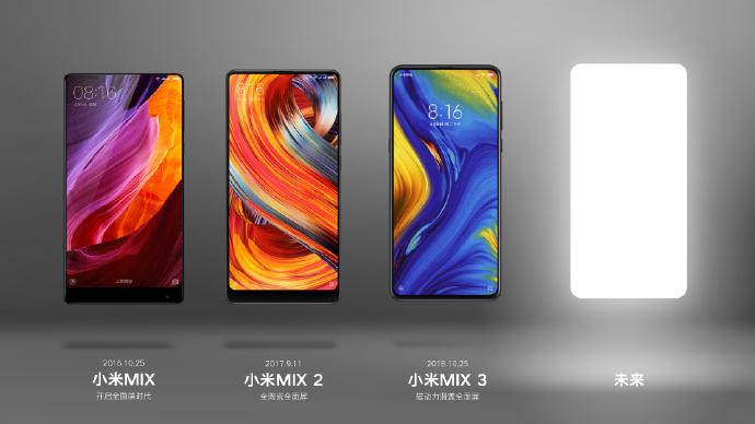 Xiaomi potrebbe presentare il nuovo Mi Mix 4 durante un even