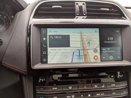 Android auto widescreen 1