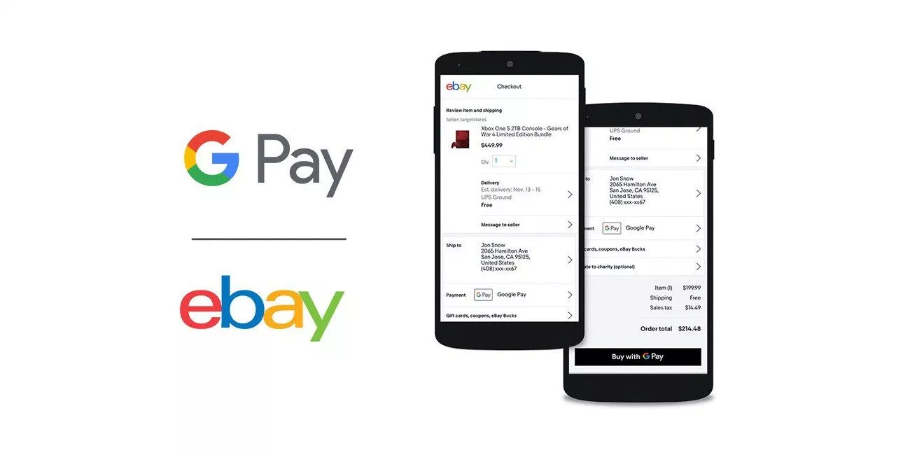 eBay, stretta di mano con Google: arriva Google Pay tra i metodi di pagamento