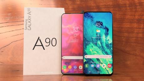 Samsung Galaxy A90 avrà un Infinity Screen notchless, lo con