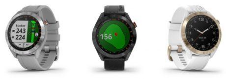 Garmin presenta Approach S40: smartwatch da golf, e non solo