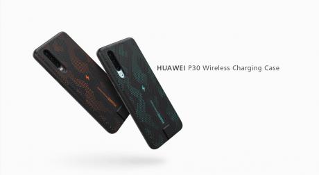 Huawei p30 wireless charging case