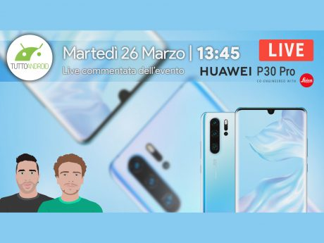 Live streaming p30 pro