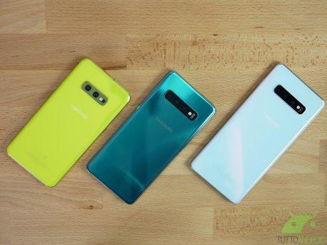 Samsung galaxy s10 s10 s10e 6