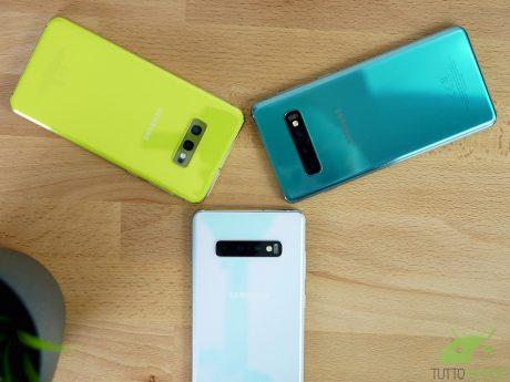 Avete un Samsung Galaxy S10 e siete pronti per le vacanze? E