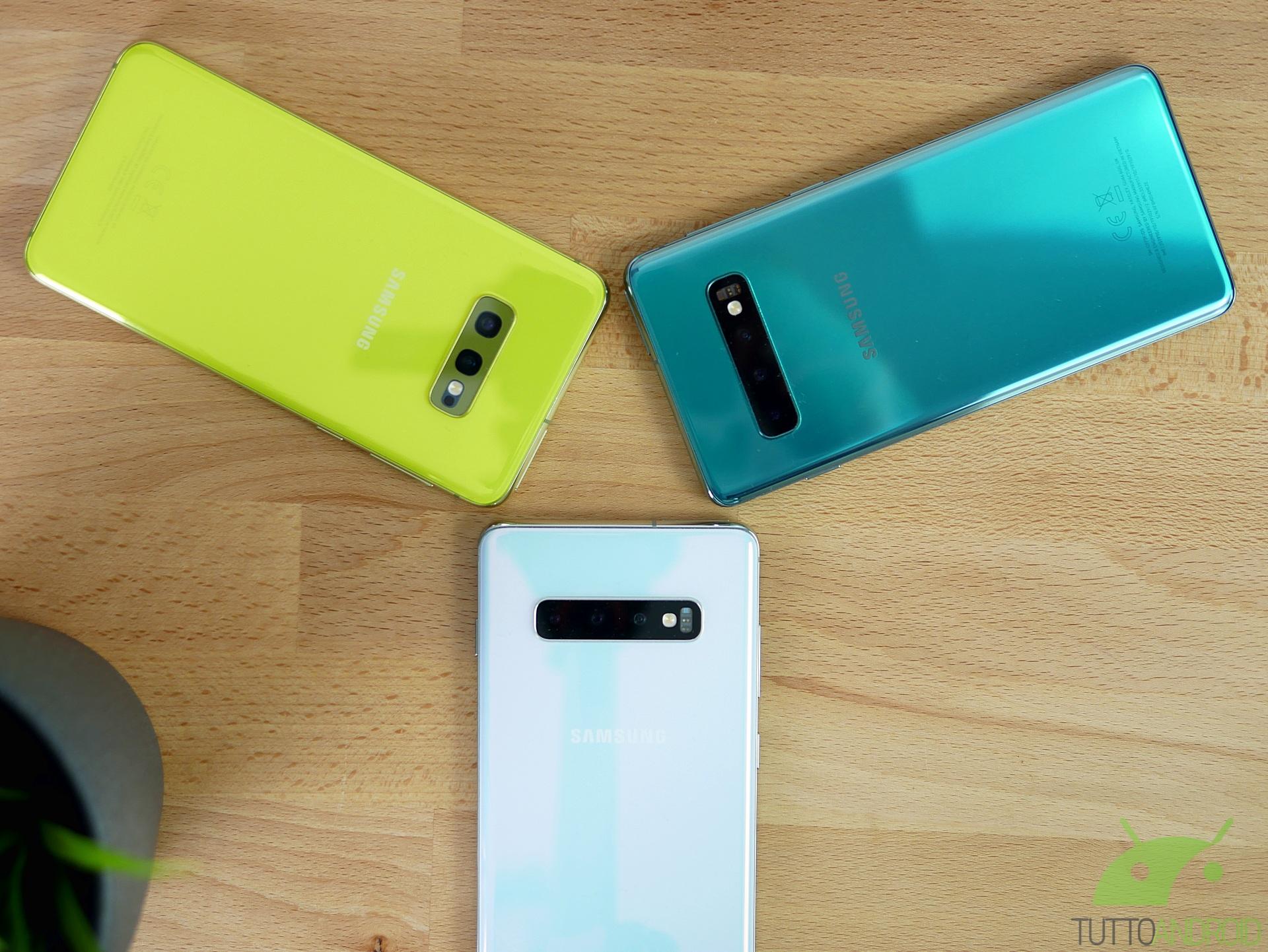 Samsung Galaxy A70 e Galaxy A60 ottengono la certificazione Tenaa