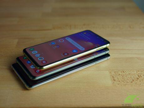 Samsung Galaxy S10, S10e S10+