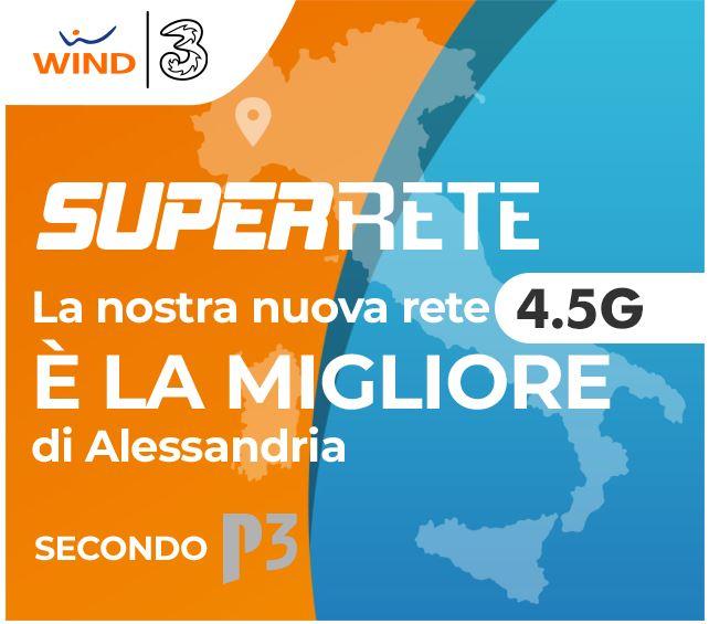 cheap for discount cd97c f8837 Si chiama Super Rete 4.5G la nuova rete di Wind Tre che può ...