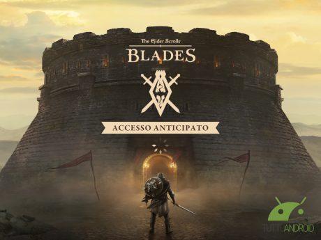 The elderl scrolls blades accesso anticipato android
